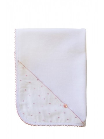 BUBBLES COTTON SWADDLE (2...