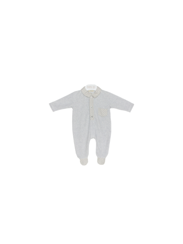 Party babygrow w/ pocket