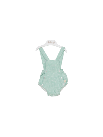 Rabbit bib overalls