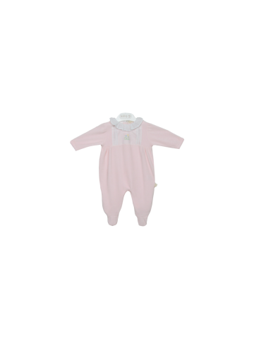 Babygrow w/ embroidered chest