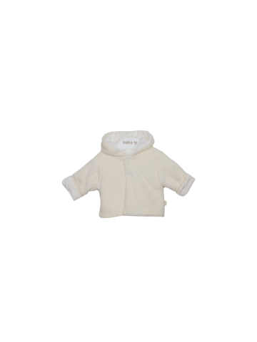 Baby Gi velour coat