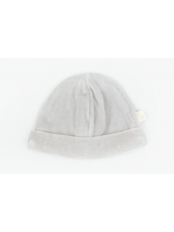 Grey Double Hat