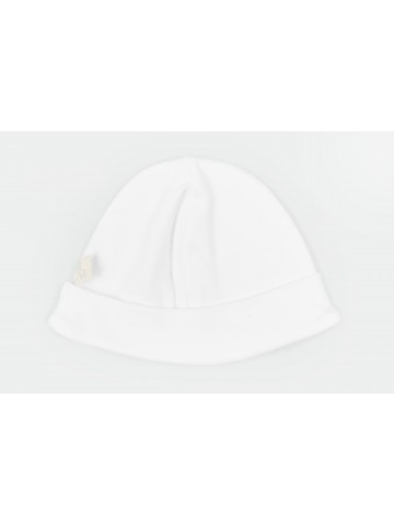 Double Mesh Hat White