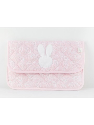 Bunny Pink Document Holder