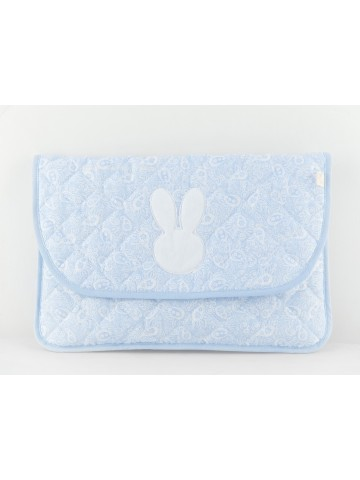 First Bunny Blue Bag