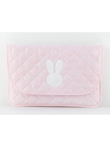 First Bunny Pink Bag