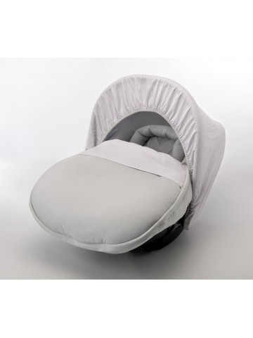Car Seat Cover Vichy