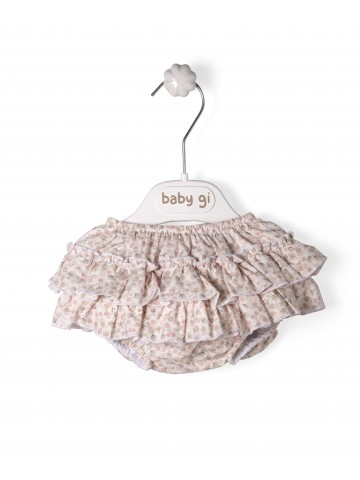 Vicky Pink Frilly Bloomers