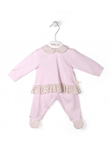 Pink Cotton Vicky Set Of Two