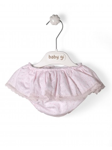 Lovely Pink Frilly Bloomers